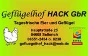 Geflügelhof Hack Sellerich